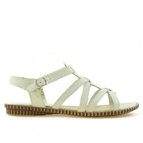 Sandale dama 595 bej