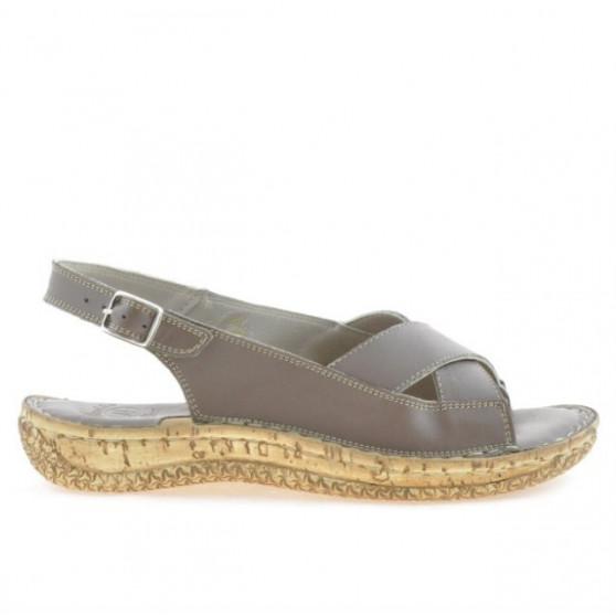 Women sandals 507 cappuccino