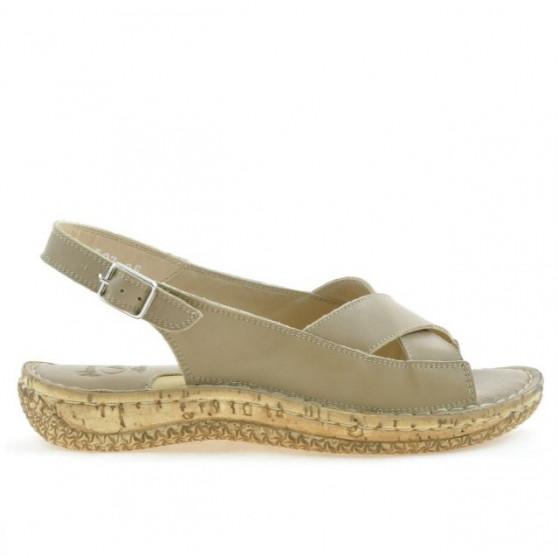 Sandale dama 507 nisip