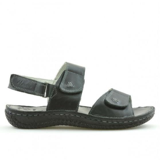 Women sandals 518 black