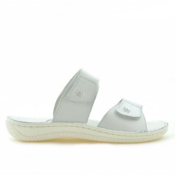 Sandale dama 517 alb