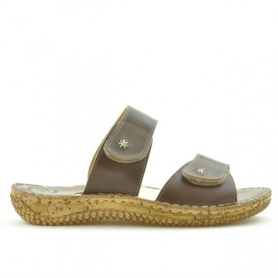 Sandale dama 517 capucino