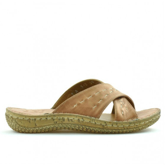 Women sandals 515 golden
