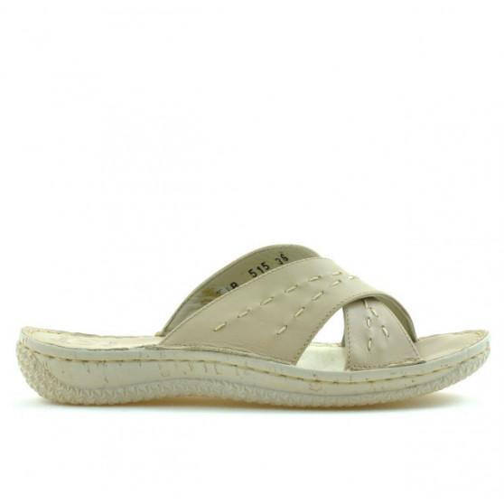 Women sandals 515 beige
