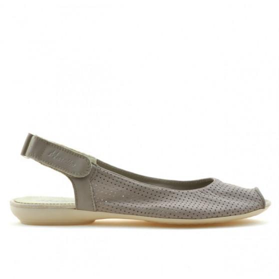 Women sandals 583 sand