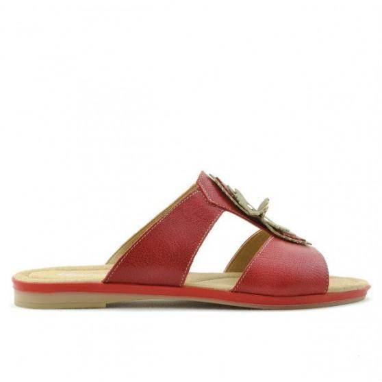 Women sandals 5008 red