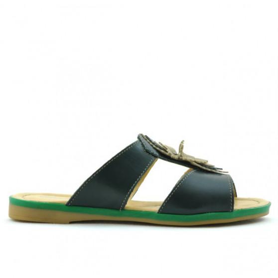 Women sandals 5008 green