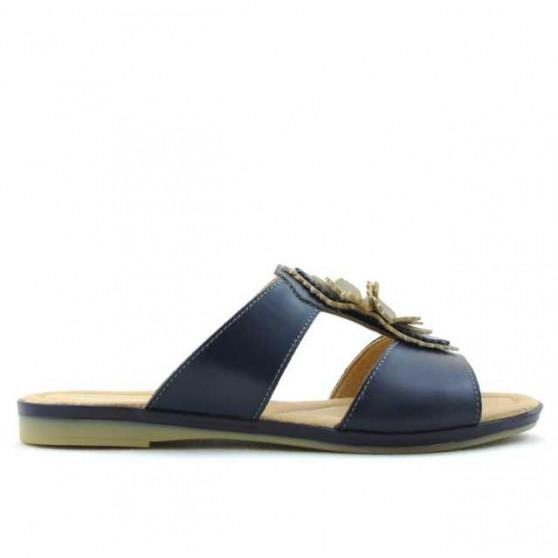 Women sandals 5008 indigo