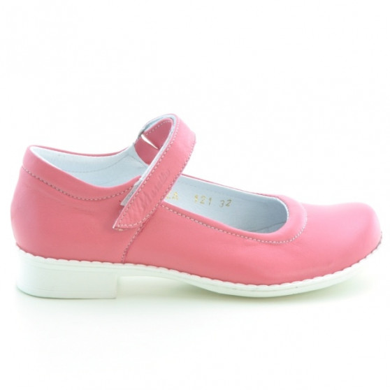 Children shoes 121 coral