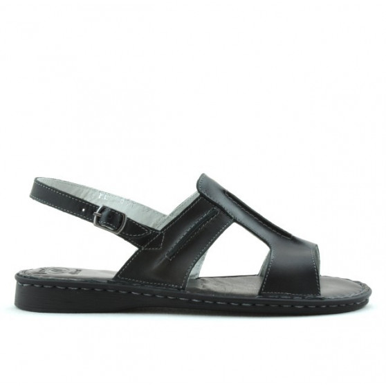 Sandale dama 511 negru