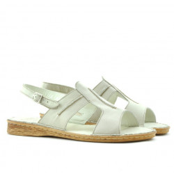 Women sandals 511 beige
