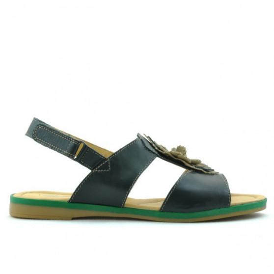 Women sandals 5009 green