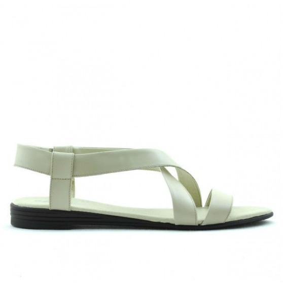 Women sandals 5010 beige