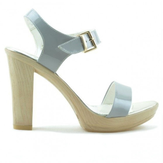Sandale dama 5022 lac gri