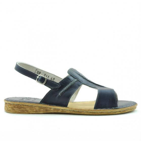 Women sandals 511 indigo