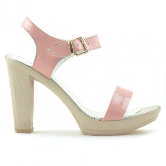 Sandale dama 5022 lac roz
