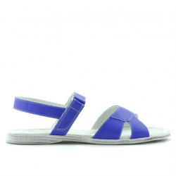 Women sandals 5012 indigo electric