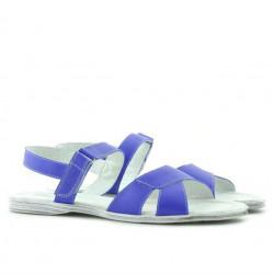 Women sandals 5012 indigo electric