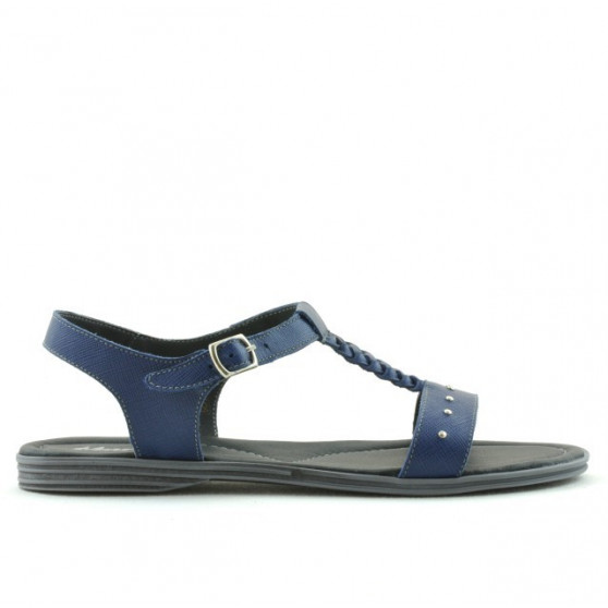 Women sandals 5011 indigo
