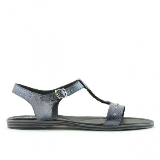 Sandale dama 5011 argintiu