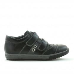 Pantofi copii 134 negru+gri