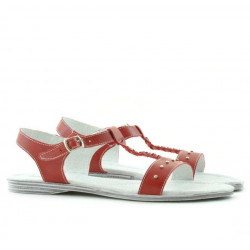 Women sandals 5011 red
