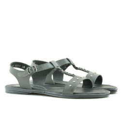 Sandale dama 5011 gri