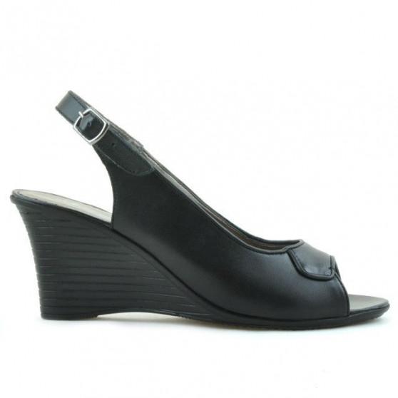 Women sandals 596 black