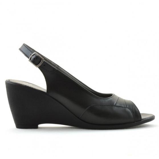 Sandale dama 599 negru