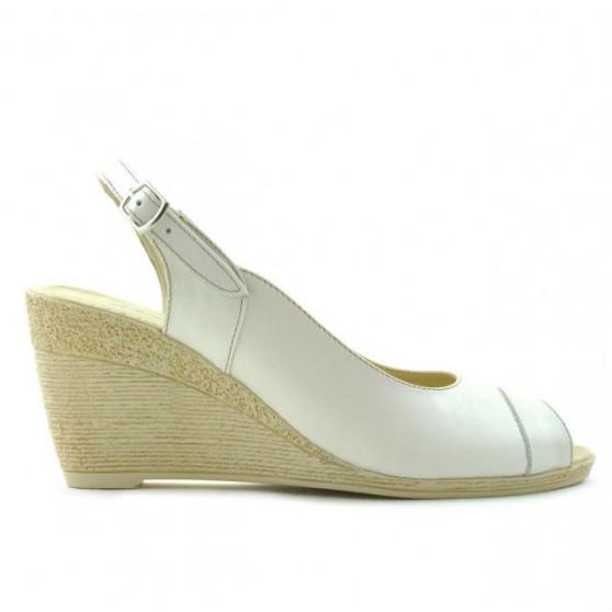 Women sandals 5019 beige