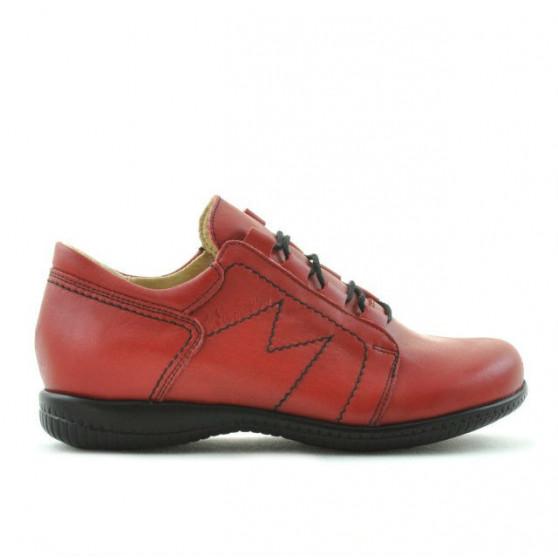 Pantofi copii 138 rosu