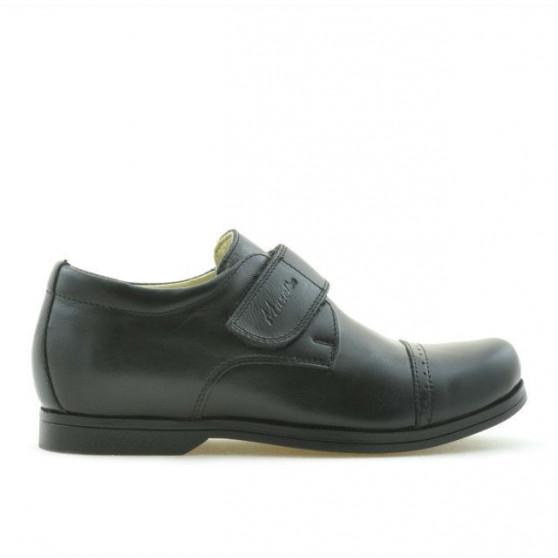 Pantofi copii 132sc negru scai