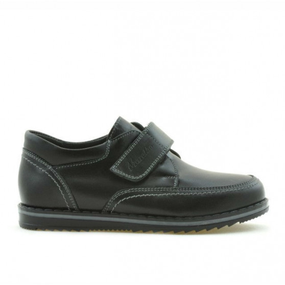 Pantofi copii 113sc negru scai