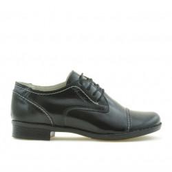 Pantofi copii 131 lac negru