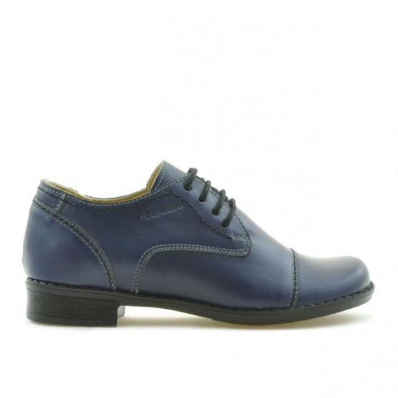 Children shoes 131 indigo