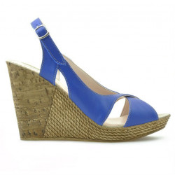 Sandale dama 5015 indigo electric