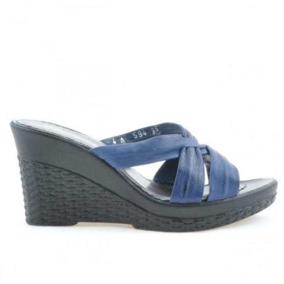 Women sandals 594 indigo