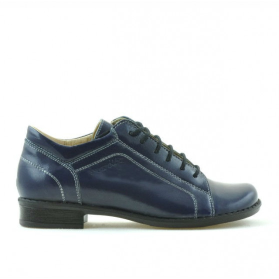 Children shoes 122 patent indigo