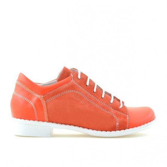 Children shoes 122 red coral combined