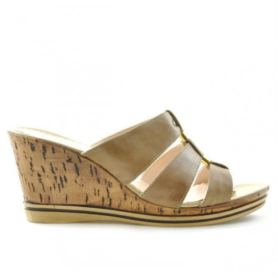 Sandale dama 5014 capucino