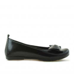 Children shoes 141 patent black