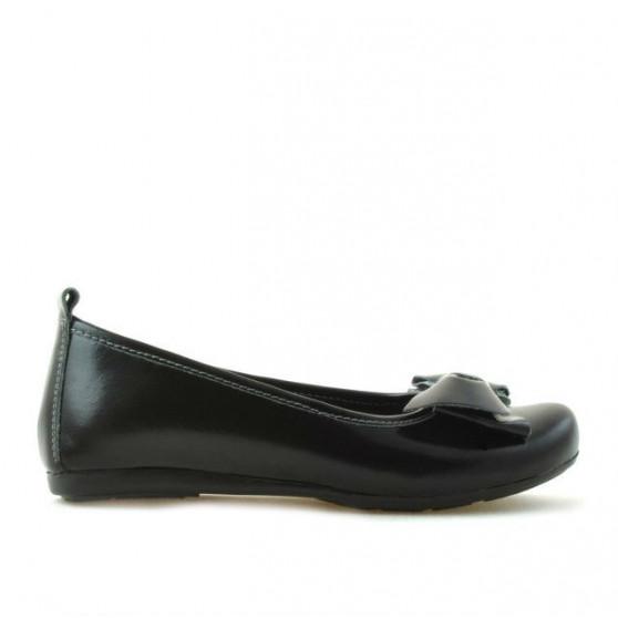 Children shoes 141 patent black
