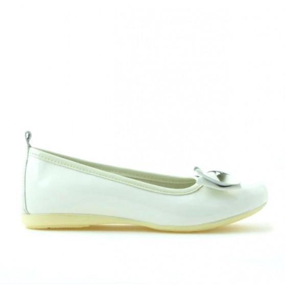 Children shoes 141 patent beige