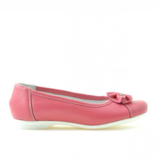 Children shoes 129 coral