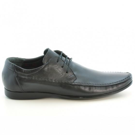 Pantofi casual / eleganti barbati 862 negru