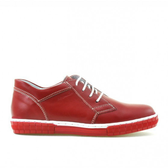 Children shoes 139 red