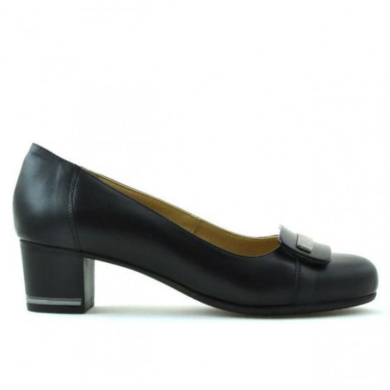 Pantofi casual / eleganti dama 654 negru