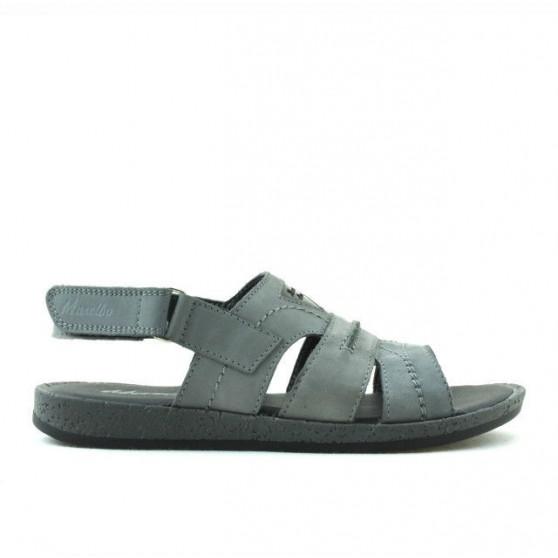 Sandale copii 323 bufo gri