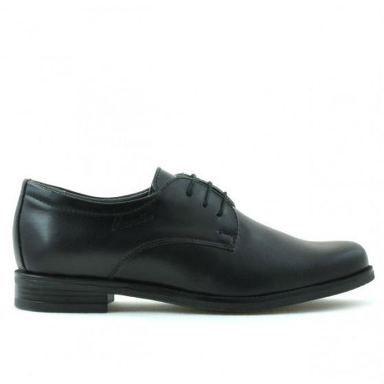 Pantofi casual dama 635 negru