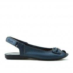 Children sandals 522 indigo